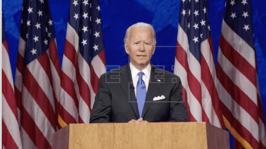 Presidential Candidate, Joe Biden Speaks at L'ATTITUDE