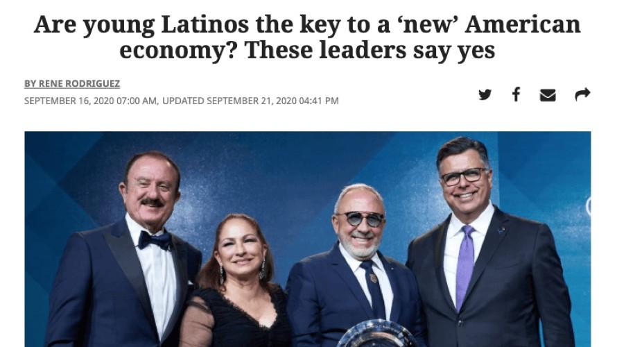 The Latino Cohort Holds the Keys to the New Mainstream Economy